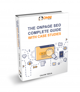 The Onpage SEO Guide with Case Studies