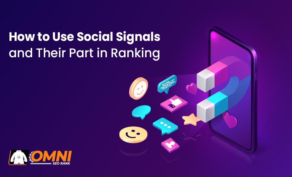 Cara Memakai Social Signals dan Perannya di Ranking